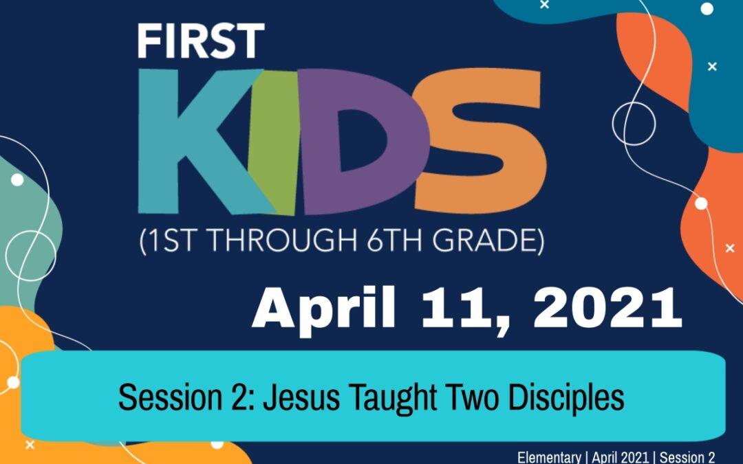 Elementary   April 11, 2021