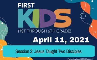 Elementary | April 11, 2021
