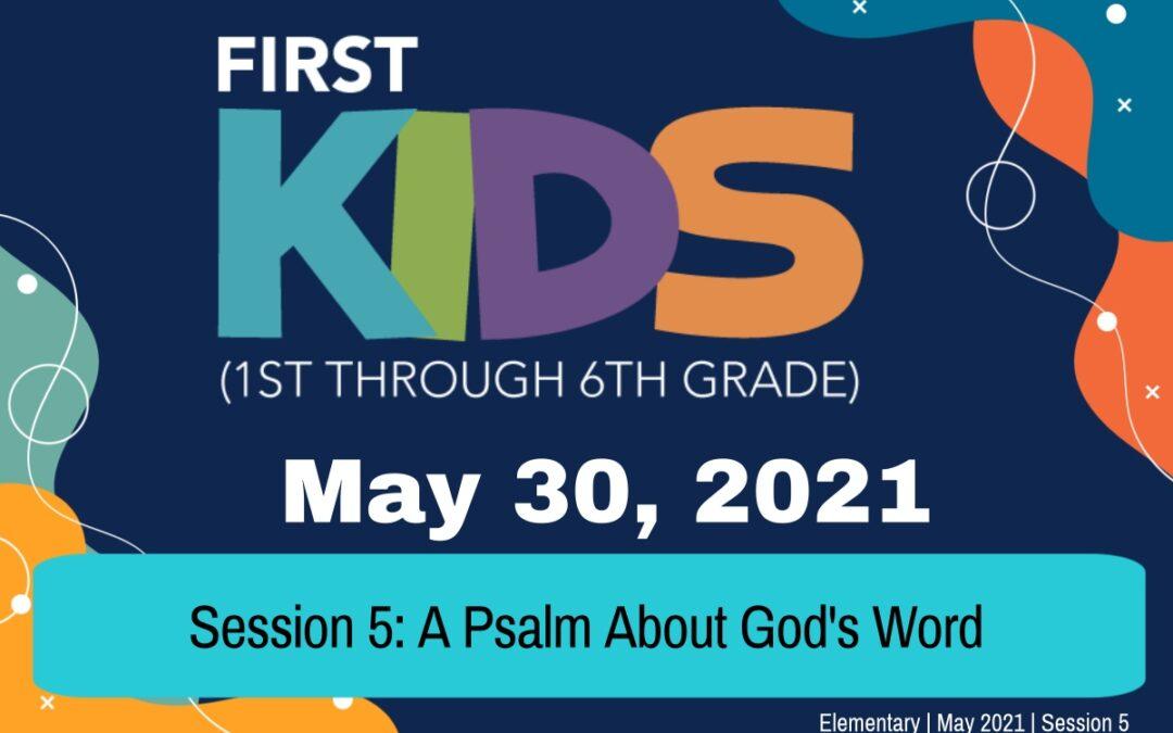 Elementary   May 30, 2021