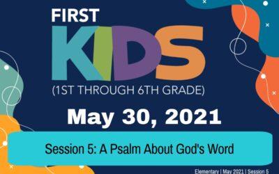 Elementary | May 30, 2021