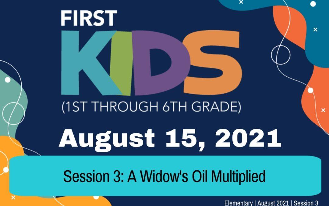 Elementary | August 15, 2021