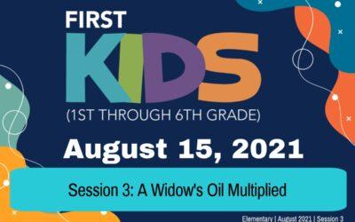 Elementary   August 15, 2021