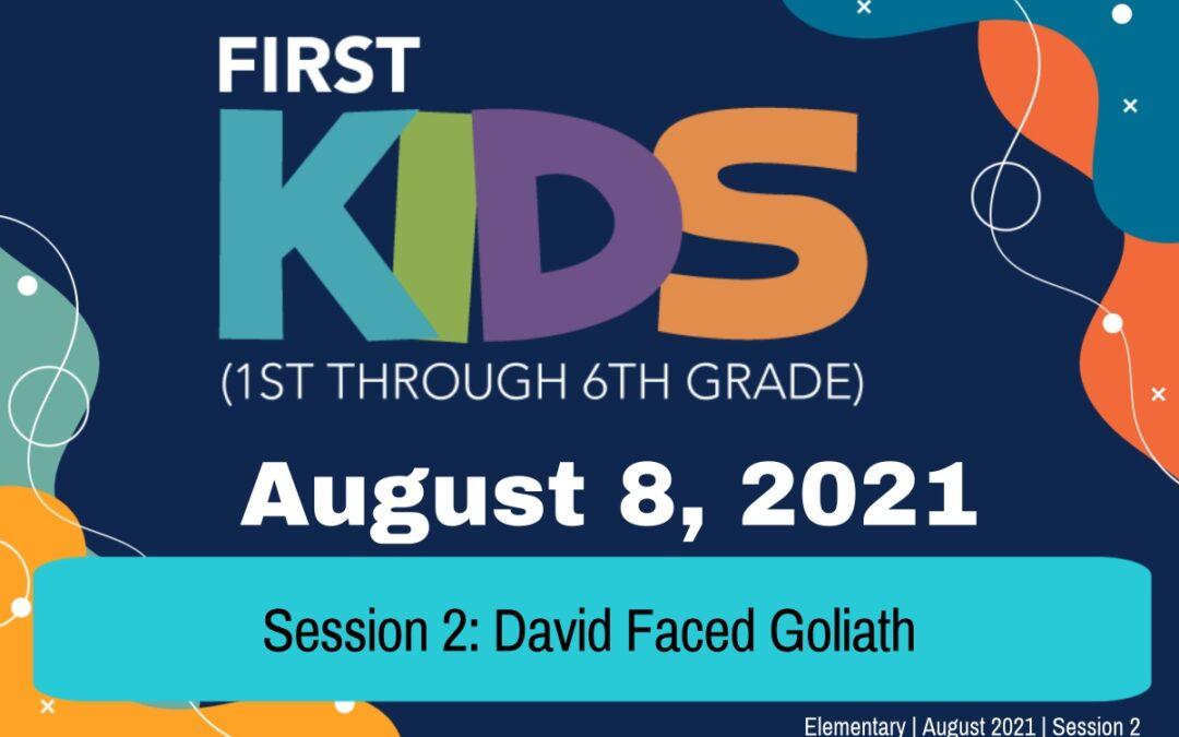 Elementary | August 8, 2021