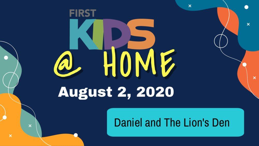 Daniel & The Lion's Den Image