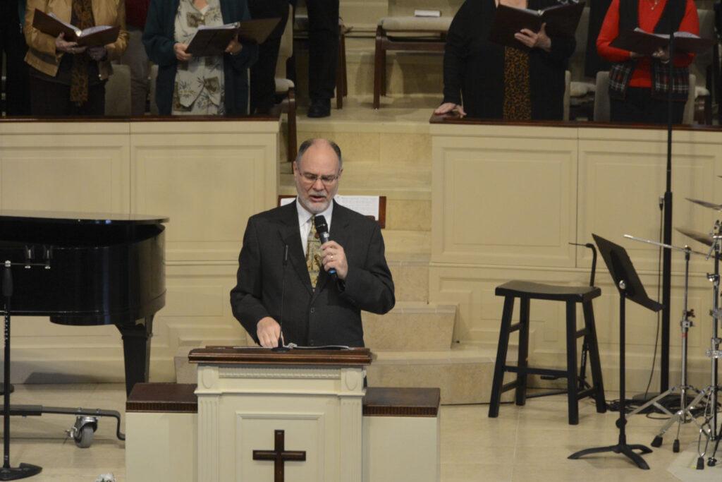 Rev. Tim Burgher