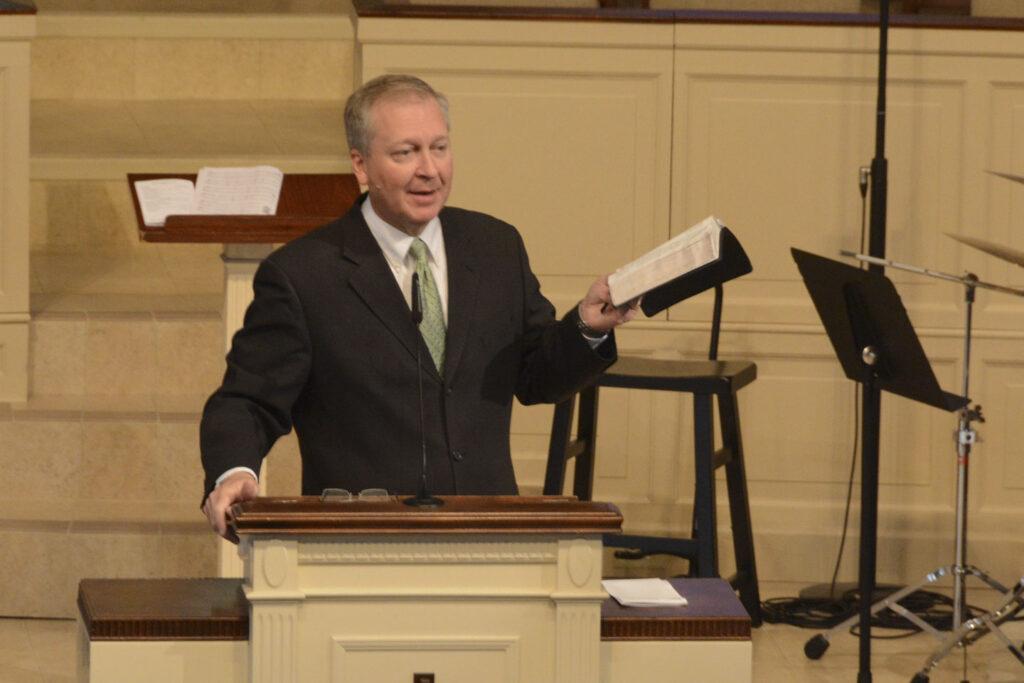 Rev. Michael Overton